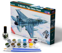 F-16CJ-52 + Tiger Demo Team - Model Set - Image 1
