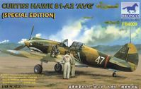 Curtiss Hawk 81-A2 AVG (Special Edition)