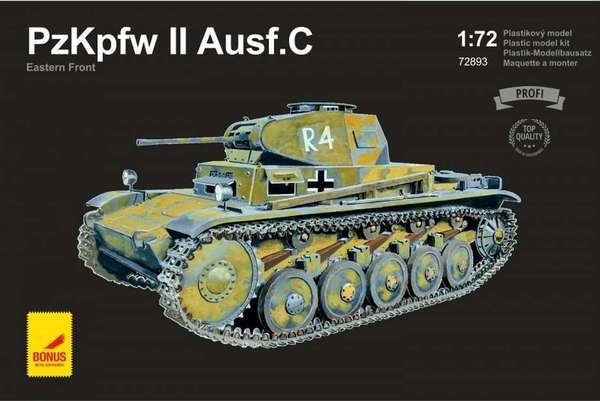 PzKpfw II Ausf.C Eastern Front - Image 1