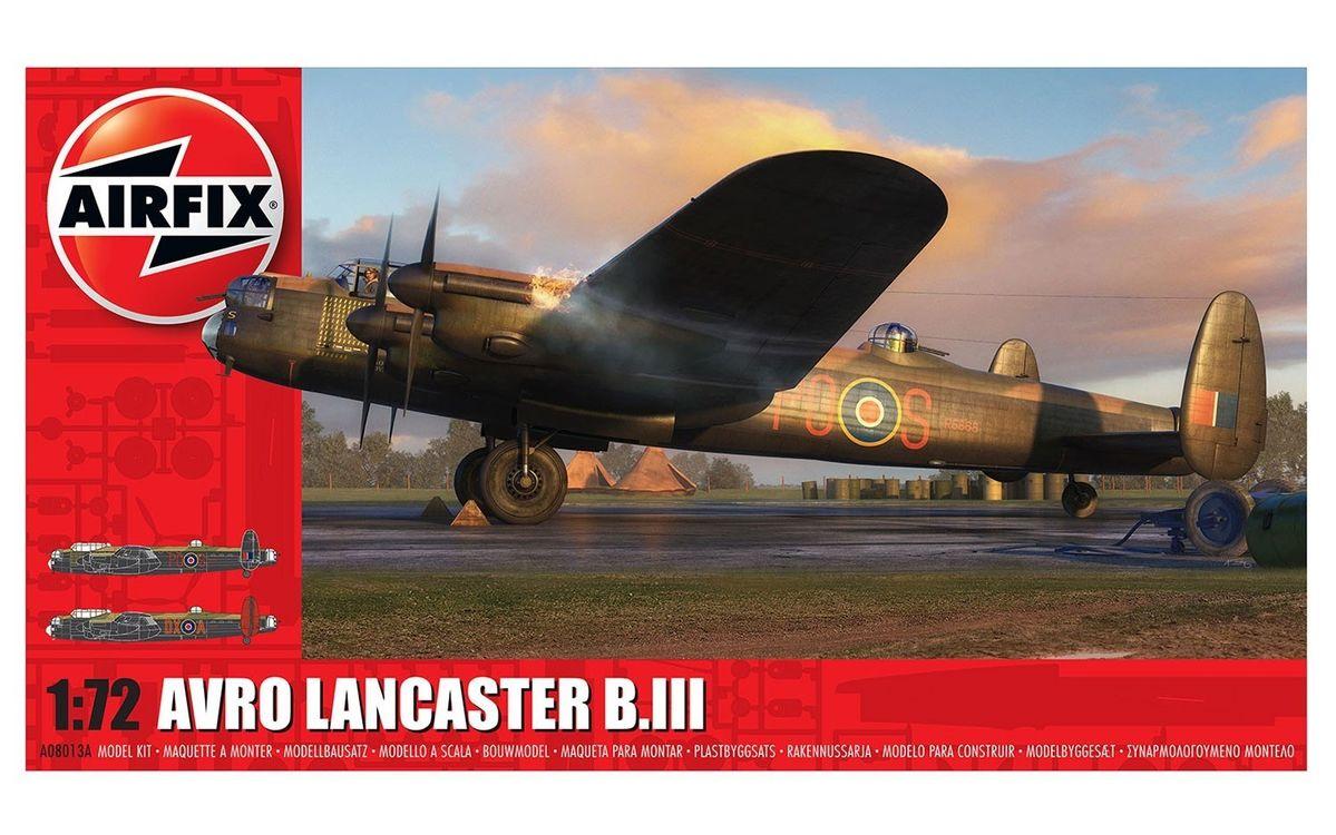 Airfix A09007 Dambuster Lancaster in 1:72